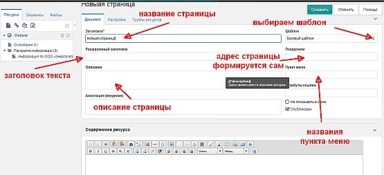 Разметка страницы вариант 1 главная научные интересы программы ссылки поиск о сайте название сайта основной